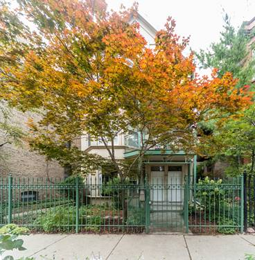 3122 N Clifton Unit 1, Chicago, IL 60657 Lakeview