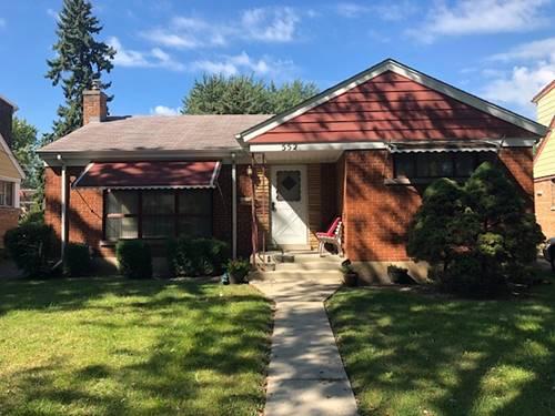 552 N Irving, Hillside, IL 60162