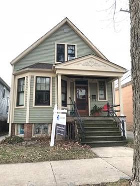 3942 N Oakley, Chicago, IL 60618 North Center