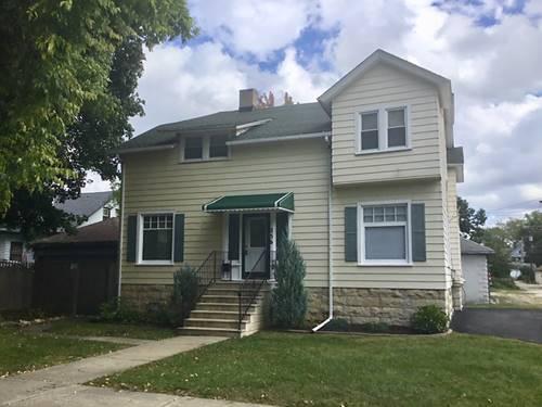 256 N Prairie, Joliet, IL 60435