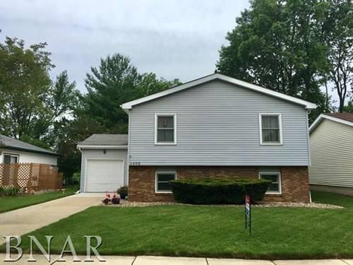 1408 Ridgeport, Bloomington, IL 61704