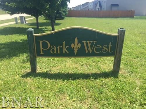 Lot 104 Park West Sub, Normal, IL 61761