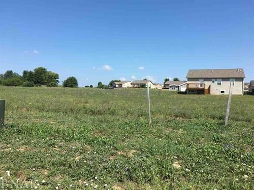 Lot 77 Winding, Bloomington, IL 61705