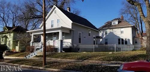602 E Jackson, Bloomington, IL 61701