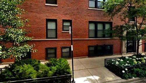 3175 N Hudson Unit 1B, Chicago, IL 60657 Lakeview