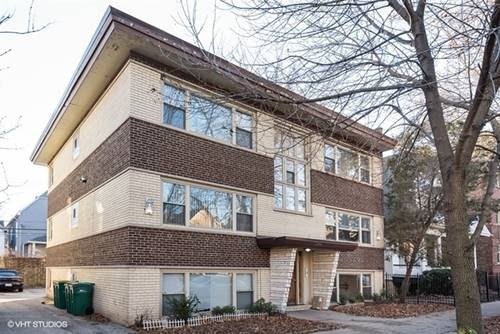 1343 W Winona Unit 1W, Chicago, IL 60640 Uptown