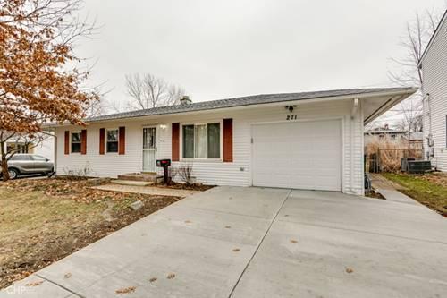 271 Mohawk, Buffalo Grove, IL 60089