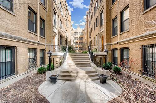 636 W Waveland Unit 3E, Chicago, IL 60613 Lakeview