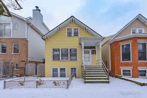 3444 N Damen, Chicago, IL 60618 Roscoe Village