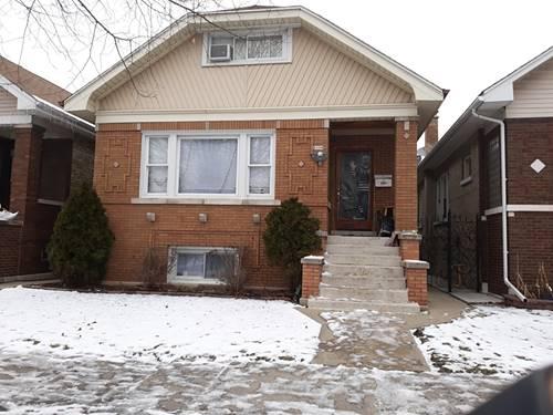 5036 W Schubert, Chicago, IL 60639 Belmont Cragin