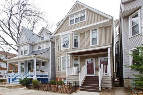 3702 N Hermitage Unit 1, Chicago, IL 60613 Lakeview