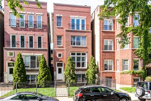932 W George Unit 2, Chicago, IL 60657 Lakeview