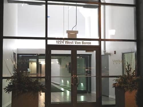 1224 W Van Buren Unit 714, Chicago, IL 60607