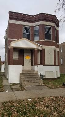4822 W Gladys, Chicago, IL 60644
