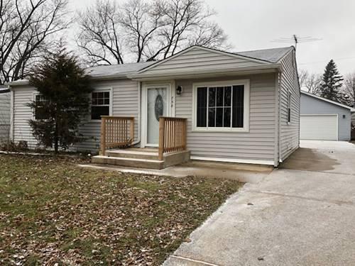 738 Lyman, West Chicago, IL 60185