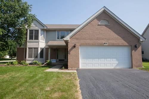 932 E Amberwood, Naperville, IL 60563