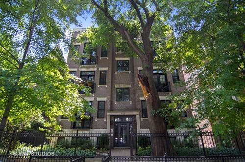 823 W Wolfram Unit 3E, Chicago, IL 60657 Lakeview