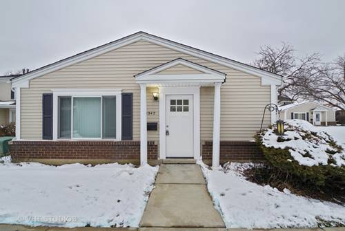1547 Quaker Unit 113A, Prospect Heights, IL 60070