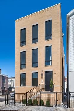 1244 W Huron, Chicago, IL 60642 Noble Square