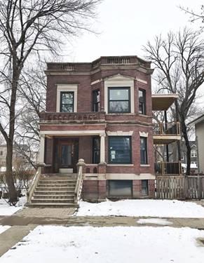 3256 W Palmer Unit 1, Chicago, IL 60647 Logan Square