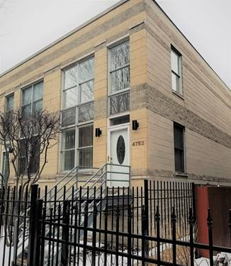 4753 S Ingleside, Chicago, IL 60615