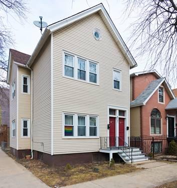 2548 W Medill Unit 2, Chicago, IL 60647 Logan Square
