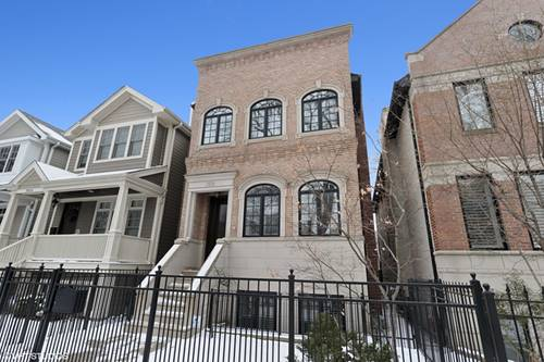 3926 N Marshfield, Chicago, IL 60613 Lakeview