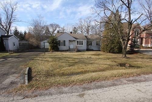 612 Hillside, Glenview, IL 60025