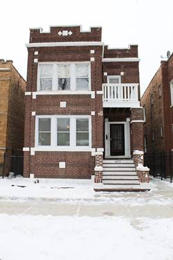 6332 S Maplewood, Chicago, IL 60629