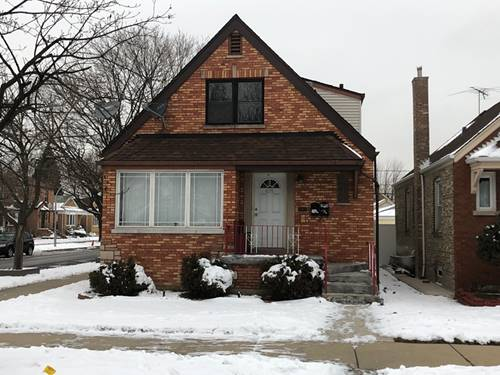 4158 W 57th, Chicago, IL 60629 West Elsdon