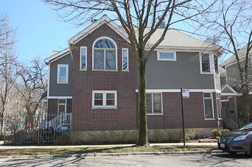 3355 N Racine, Chicago, IL 60657 Lakeview