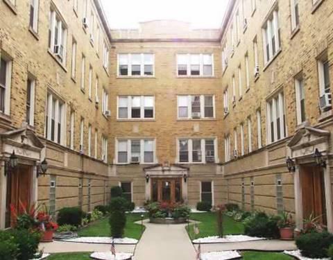 5151 N St Louis Unit F3, Chicago, IL 60625 North Park