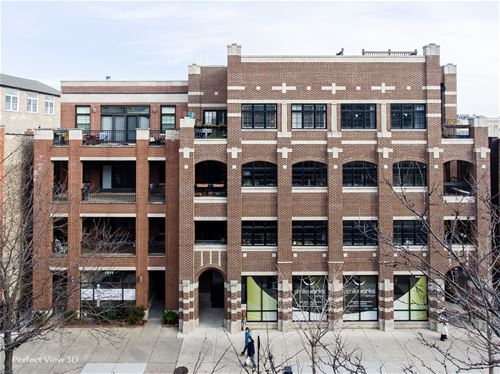 4815 N Damen Unit 301, Chicago, IL 60625 Ravenswood