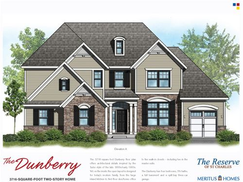 Lot 56 Hilldale, St. Charles, IL 60175