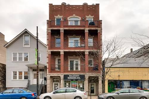 2317 W Belmont Unit 2, Chicago, IL 60618 West Lakeview