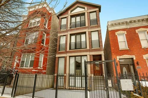1541 N Talman Unit 3, Chicago, IL 60622