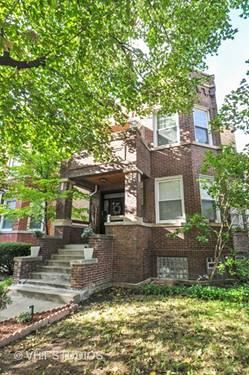 5056 W Hutchinson, Chicago, IL 60641