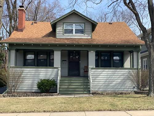 4217 Johnson, Western Springs, IL 60558