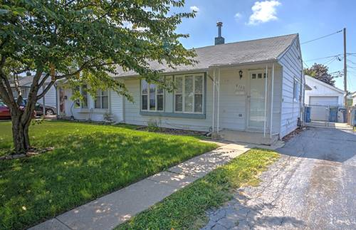 8740 S Beck, Hometown, IL 60456
