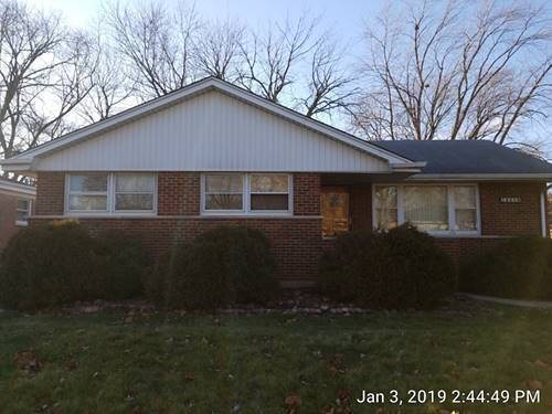 16348 Dobson, South Holland, IL 60473