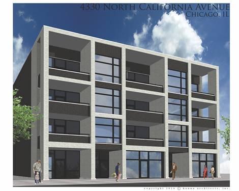 4330 N California Unit 3B, Chicago, IL 60618