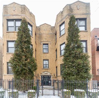 2859 W Palmer Unit 3E, Chicago, IL 60647 Logan Square