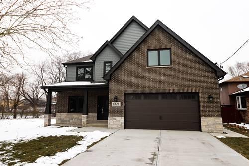 6630 W 91st, Oak Lawn, IL 60453