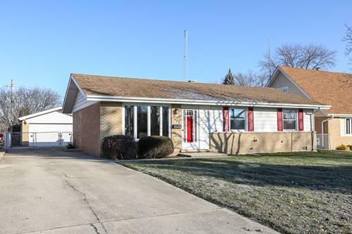 5426 Fairway, Crestwood, IL 60418