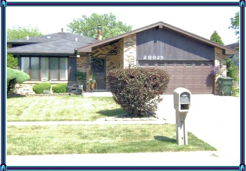 20025 Park, Lynwood, IL 60411