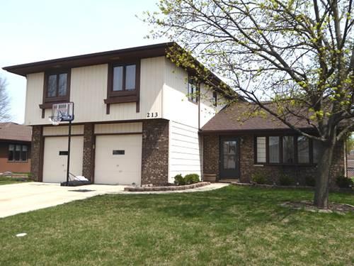 213 S Knollwood, Schaumburg, IL 60193
