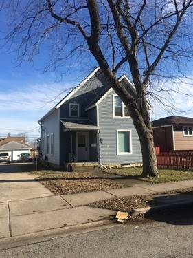 1014 Cora, Joliet, IL 60435
