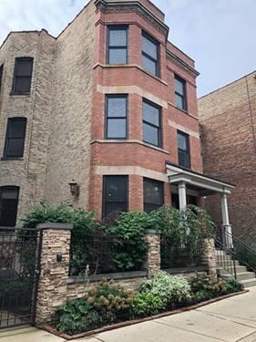 703 W Wellington Unit G, Chicago, IL 60657 Lakeview