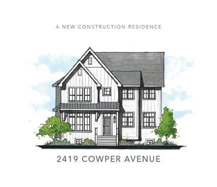 2419 Cowper, Evanston, IL 60201