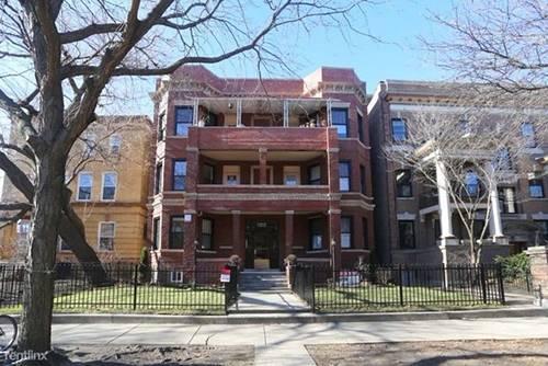 5126 S University Unit 3S, Chicago, IL 60615